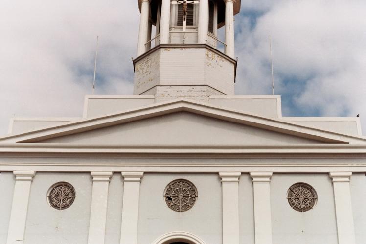 Un detallito de la Iglesia la Matriz. Bella ¿no?